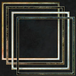 Square Marble Frames