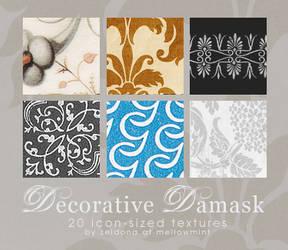 Decorative Damask