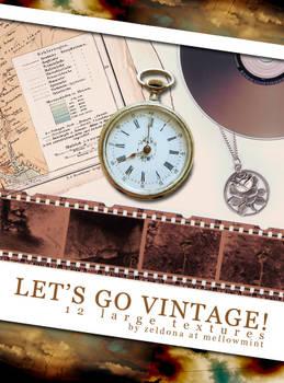 Let's go vintage