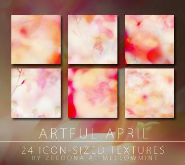 Artful April by mellowmint