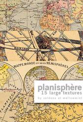 Planisphere - 15 textures