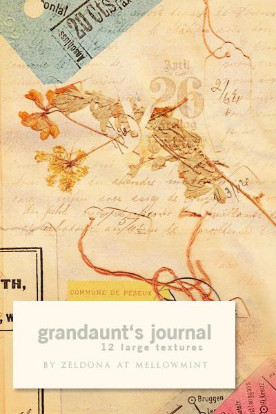 Grandaunt's journal by mellowmint