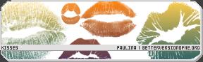 Kisses by piccolapau