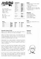 Bardik Lebeau character sheet by Kervala