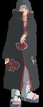 Uchiha Itachi - Naruto by dokitsu