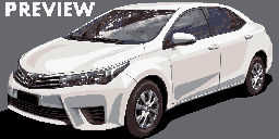 Corolla 2016 - Toyota