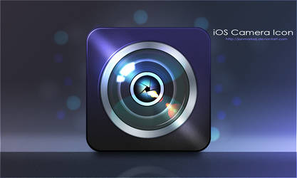 iPhone Camera by janmarkelj