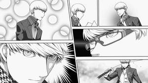Persona 4: Gekkan Shoujo Nozaki-kun Parody