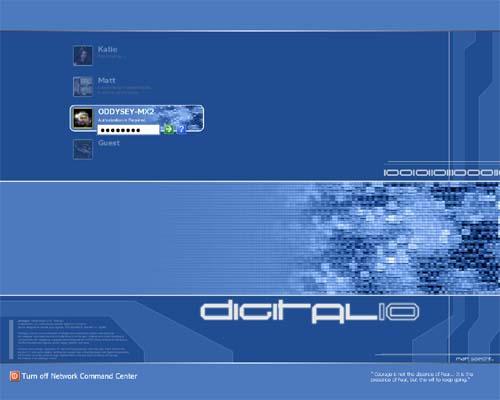 Digital IO by oddyseymx2