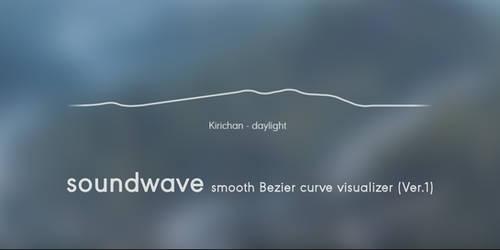 Soundwave visualizer for Rainmeter 1.0