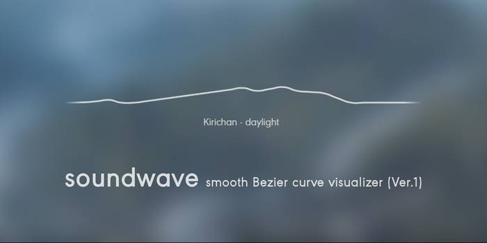 Soundwave visualizer for Rainmeter 1.0.1