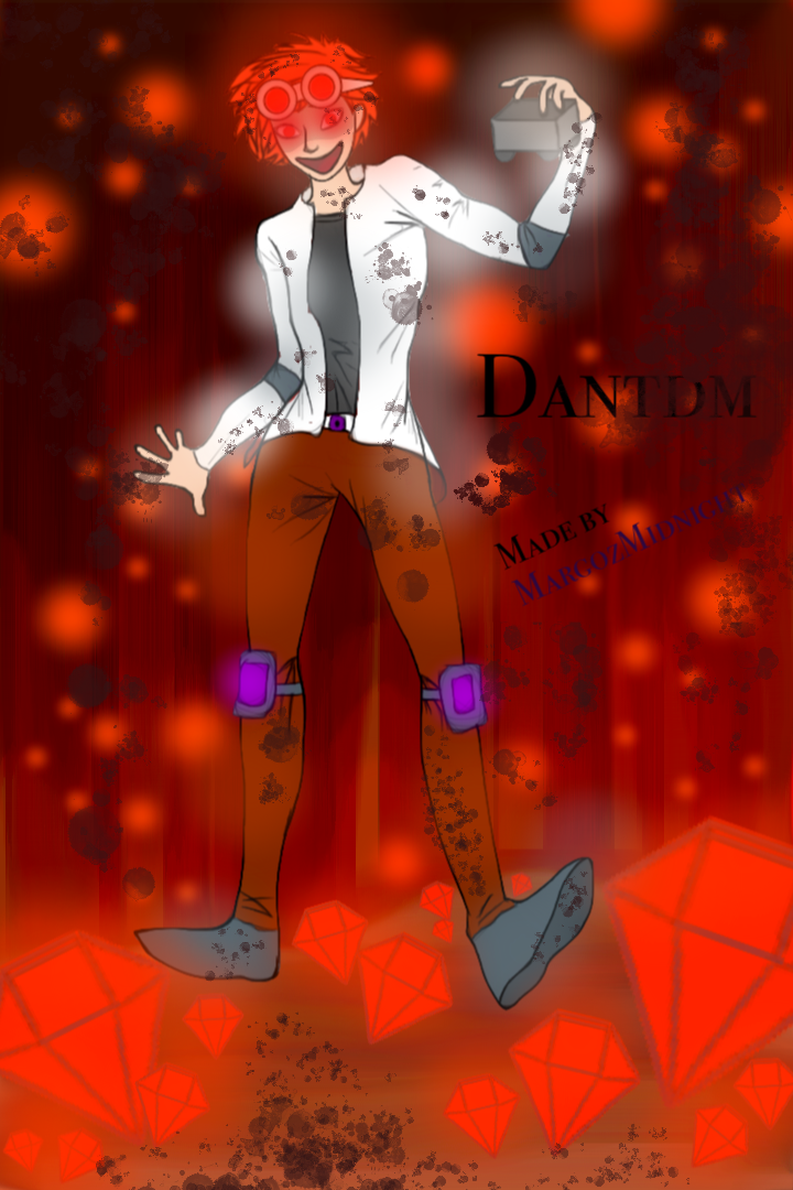 Parallel Universe: DanTDM by MargozMidnight