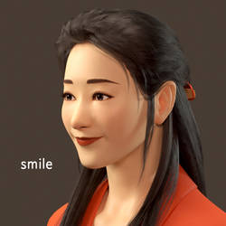 Character Design Blender fa