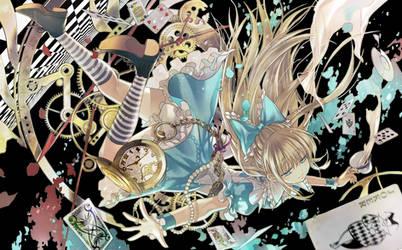 4 Renders Alice in Wonderland