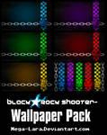 -Black Rock Shooter Wallpaper Pack-
