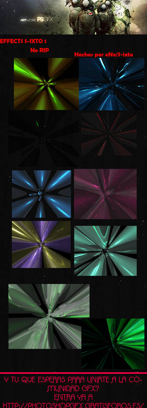 C4D effects pack 1