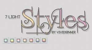 Light color Styles by VividSinner
