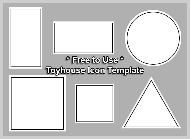F2U Toyhouse Icon Template by SavorAvery on DeviantArt