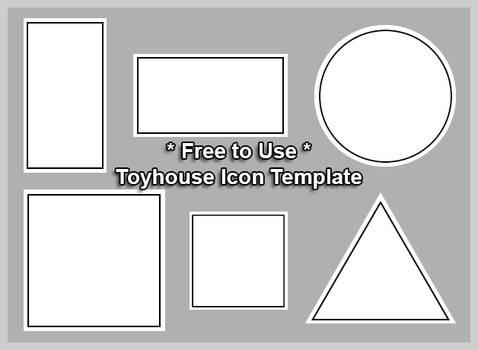 F2U Toyhouse Icon Template