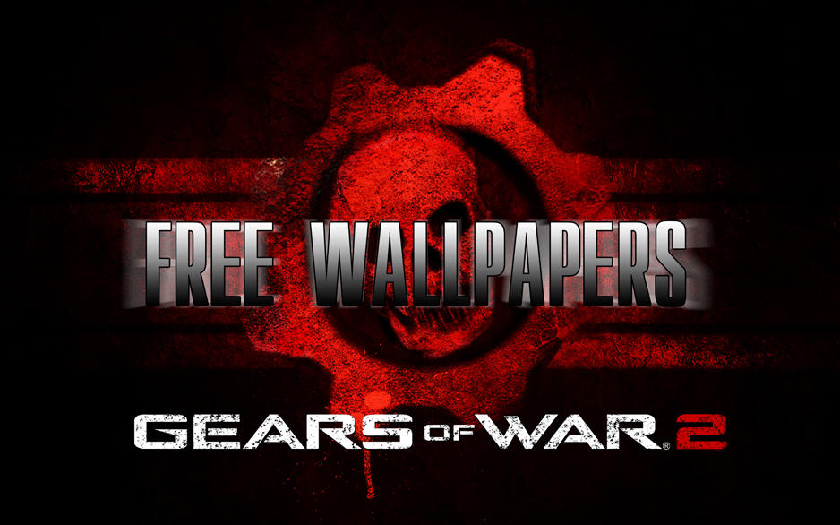 gears of war 2 wallpapers. Gears Of War2 Wallpaper Pack