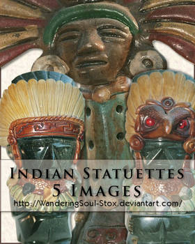 Indian Statuettes Pack