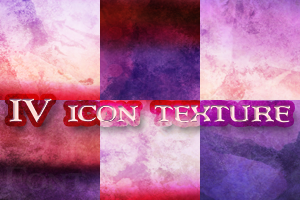 6 Icon Texture Font By Fontana87-d6t0gdh by DarkSideofGraphic