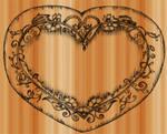 Sketchy Heart-Vector