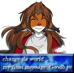 Laura's last words