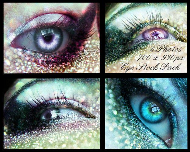 Eye Stock Pack by Kizuna-chan