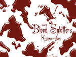 Blood Splatter Ps Brushes
