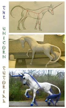 Unicorn Sculpture Tutorial