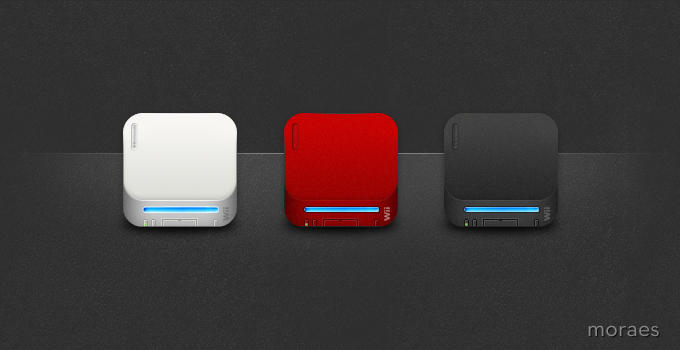 Wii iOS Icons by CodeNamePlayer