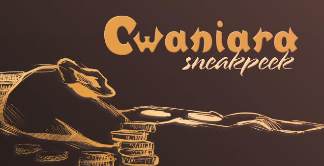 Cwaniara Sneakpeek - first pages by EmiDeClam