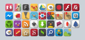 Custom Icons for FlatWoken