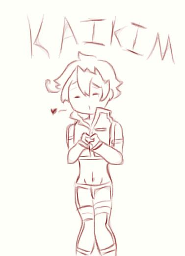 KaiKim by MimiKawaiiLove