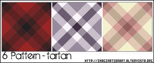 Pattern Tartan by pinkshadoww