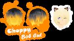 [MMD Parts] - Hair - Choppy Bob Cut (+dl)