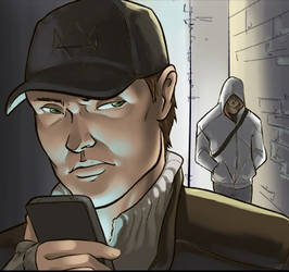 CONTACT: Assassin's Creed Interactive Fan Comic by VisualTrickster