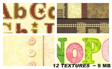 12 stencil stocks