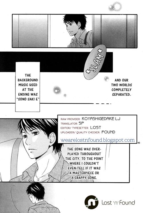 [Pink to Gray] Manga V01-Ch04