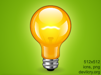 Light Bulb by devi-cry