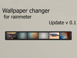 Wallpaper change for rainmeter by OGylf