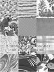 Fabric Texture Brushes 2