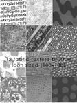 Fabric Texure Brushes 3