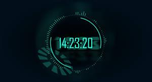 Hud Active Wallpaper for XDesktop