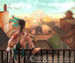 SH E4 - Cayo And the Vigilant Twilight by FishKid28