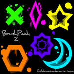 photoshop Brushes Pack 2 by Goldarcanine