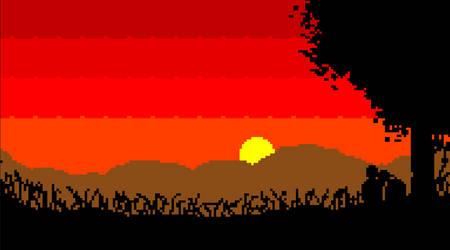 Love and Sunset GIF by baycosinus
