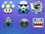 BLUE MIX ICONS MOD BY BS03