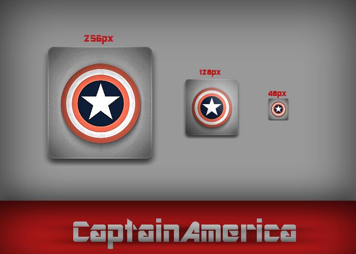 CaptainAmerica by babysnoop03